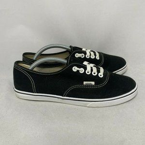 Vans Mens Off The Wall TB9C Black Sneakers Shoes